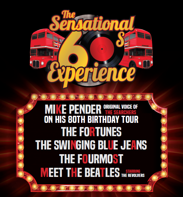The Sensational Sixties Experience