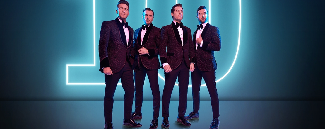 The Overtones 10 Year Anniversary Tour