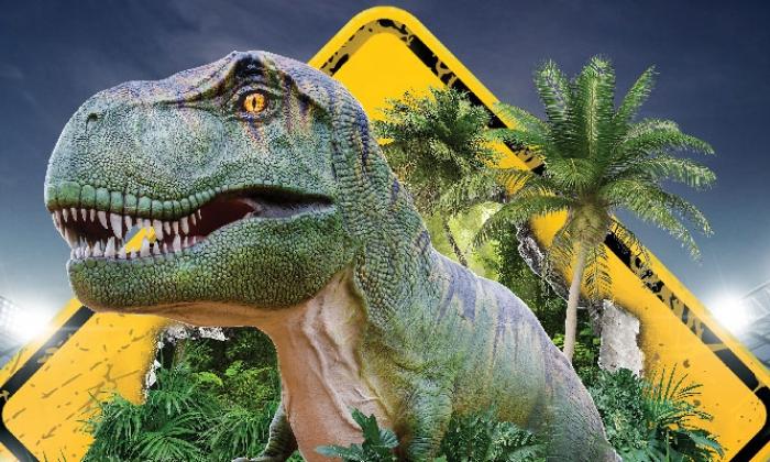 Dinosaur Adventure Live