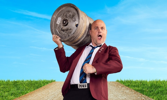 Al Murray The Pub Landlord: Gig For Victory