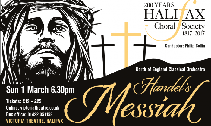 Halifax Choral Society: Handel's Messiah