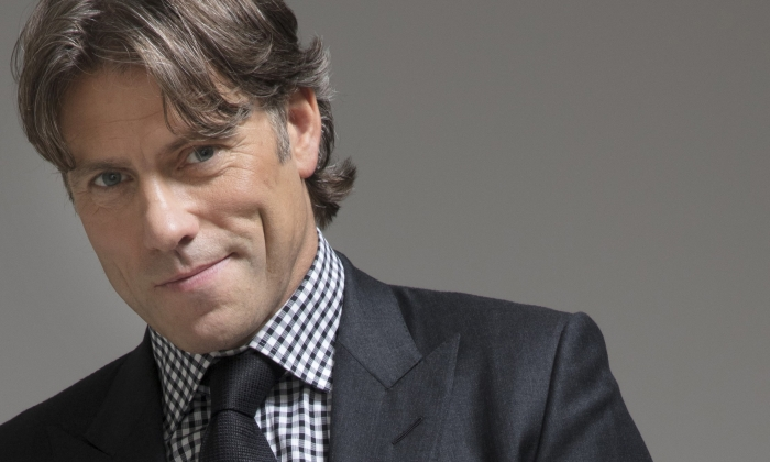 John Bishop Warm-Up