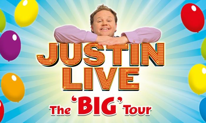 Justin Live: The BIG Tour