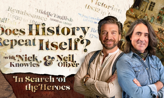 Does History Repeat Itself? In Search of the Heroes…
