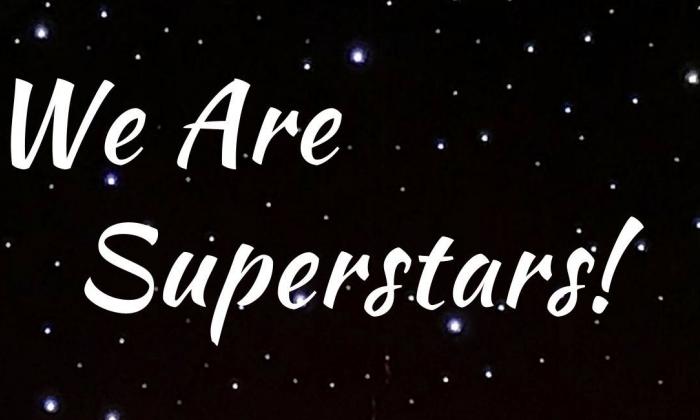 We Are Superstars!