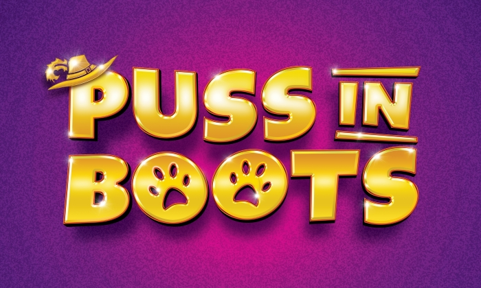 Puss in Boots Easter Panto