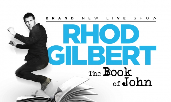 Rhod Gilbert: The Book of John