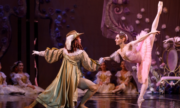 The Russian State Ballet and Opera House present Sleeping Beauty