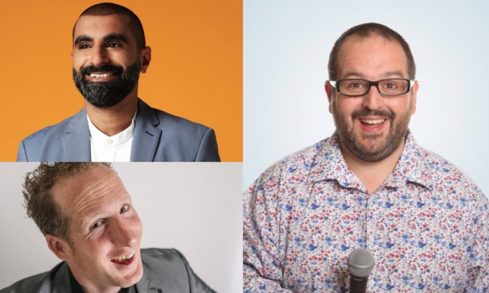 Spaced Out Comedy: Thursday 10 June