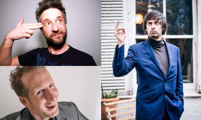 Spaced Out Comedy: Thursday 3 June