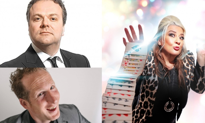 Spaced Out Comedy: Thursday 8 July