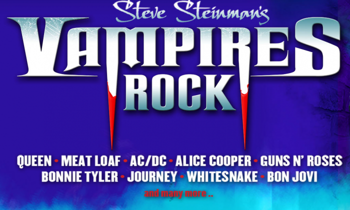 Steve Steinman's Vampires Rock – Ghost Train