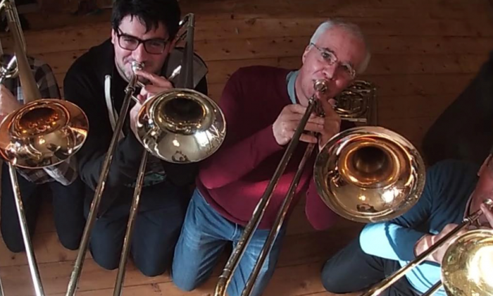 Yorkshire Trombone Quartet