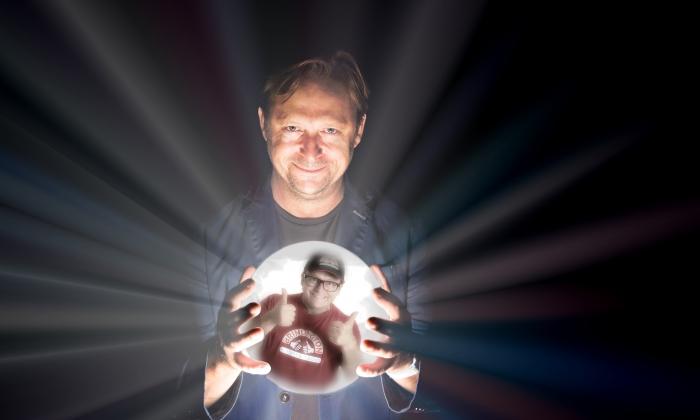 Ivan Brackenbury supports Tom Binns: The Psychic Comedium